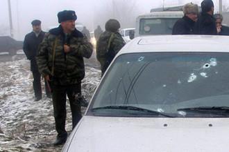 Убийца целился в голову заместителя муфтия Ибрагима Дударова