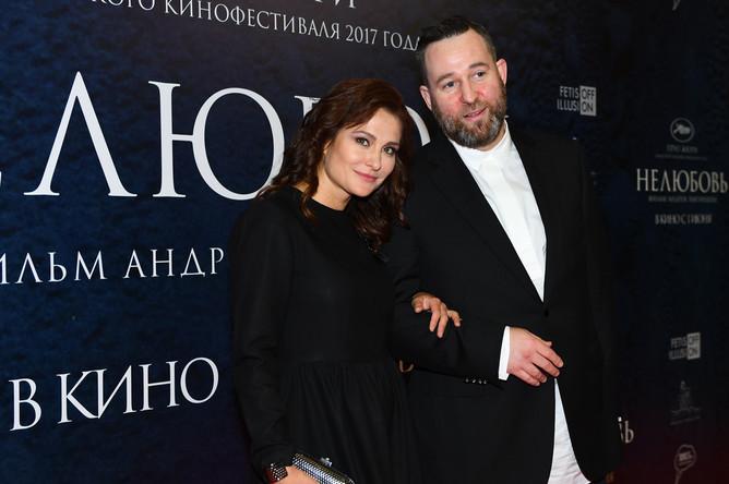Актеры Марьяна Спивак и Алексей Розин