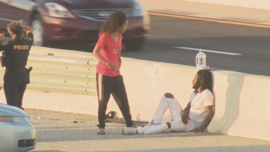 Потерял контроль: две девушки погибли по вине бойца из США