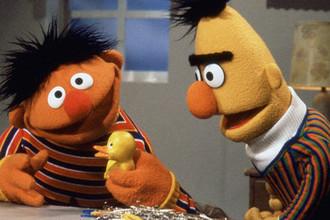Берт и Эрни из «Улицы Сезам»
