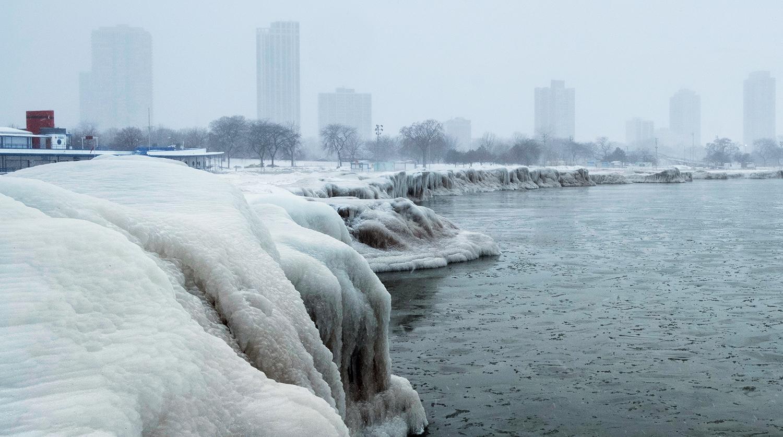 Аномальные морозы в США привели к человеческим жертвам - Газета.Ru
