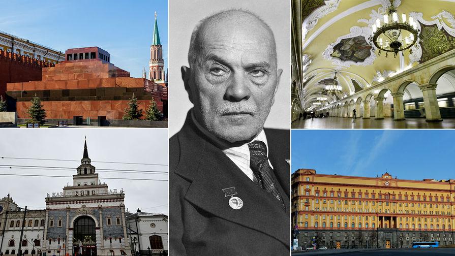 70 лет назад умер построивший Мавзолей архитектор Алексей Щусев