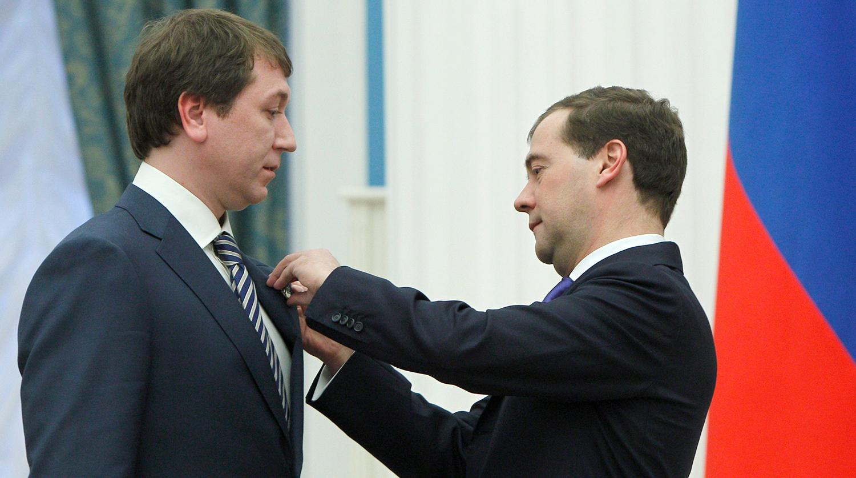 Медведев назначил директора Курчатовского института
