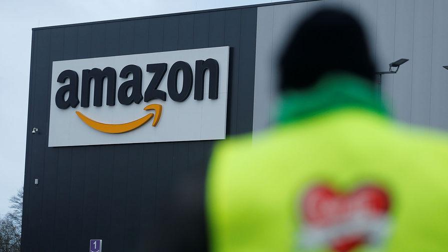 Amazon подал иск в отношении контракта Пентагона и Microsoft