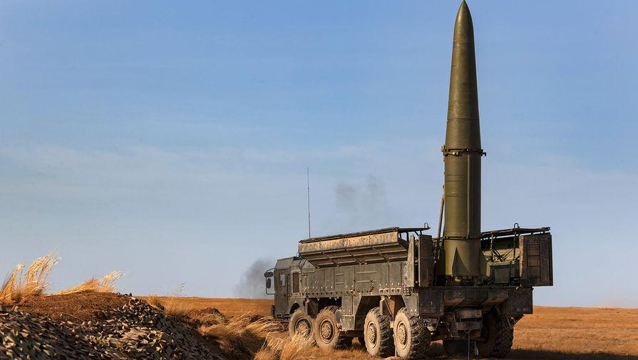 Уничтожили противника: «Искандеры» на учениях «Кавказ-2020»
