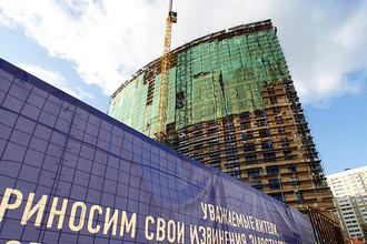 Точечная застройка вернулась в Москву