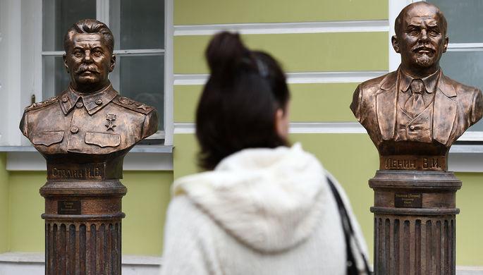 Жителям Новосибирска вновь предложат высказаться об установке памятника Сталину