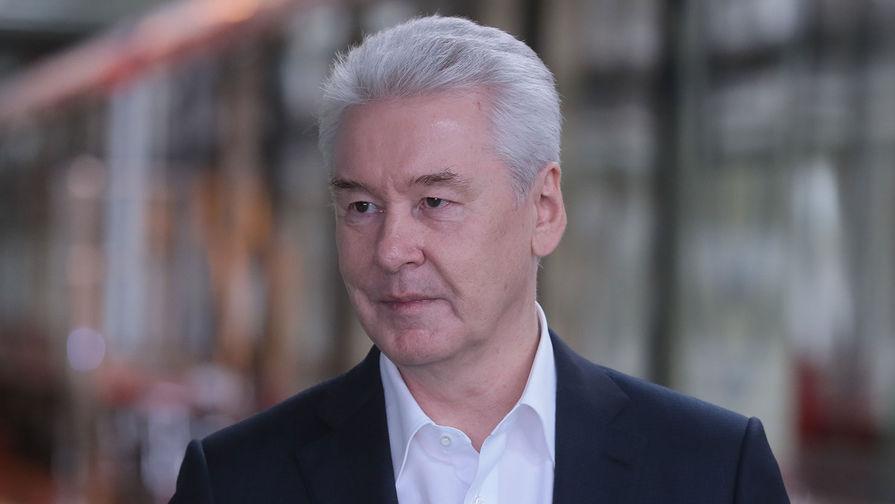 Собянин считает ситуацию с коронавирусом в Москве обнадеживающей