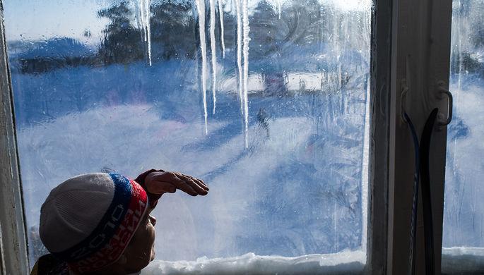 За окном-30°C: жителей поселка на Урале оставили без отопления до лета