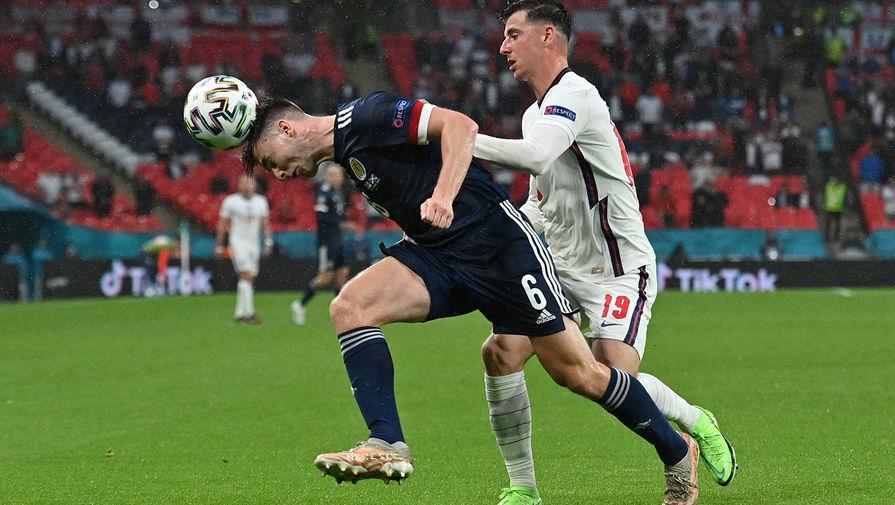 Англия установила антирекорд по голам среди победителей групп на Евро