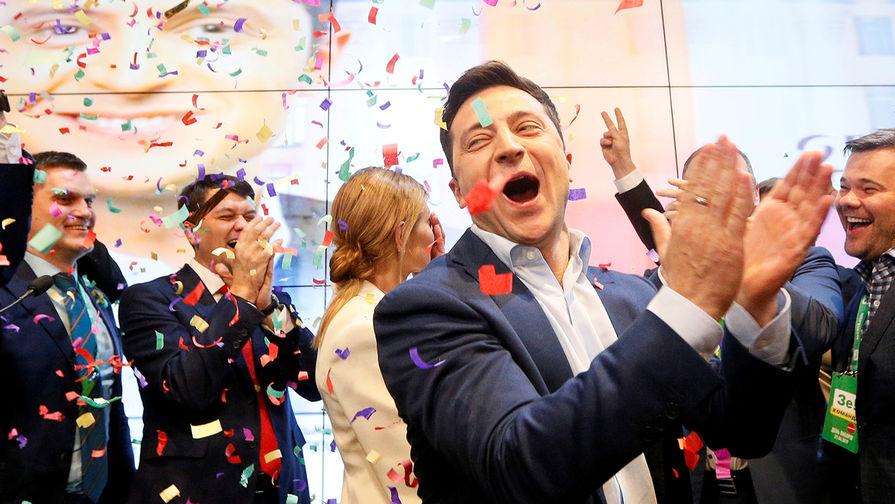 ЦИК Украины объявил официальные итоги выборов президента