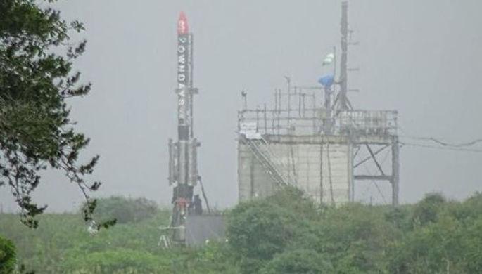 Сбой компьютера: в Японии ракета упала в океан