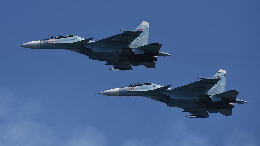 Охрана Эстонии: британские истребители сопроводили российские Су-30