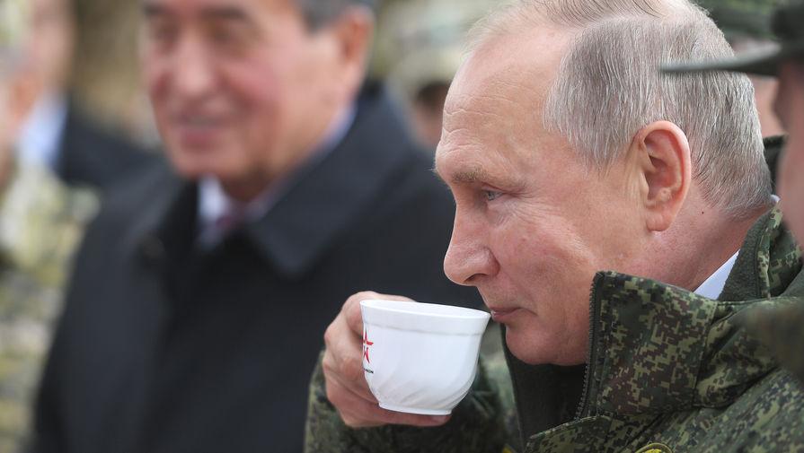 Bloomberg: Путин планирует одобрить Парижское соглашение по климату