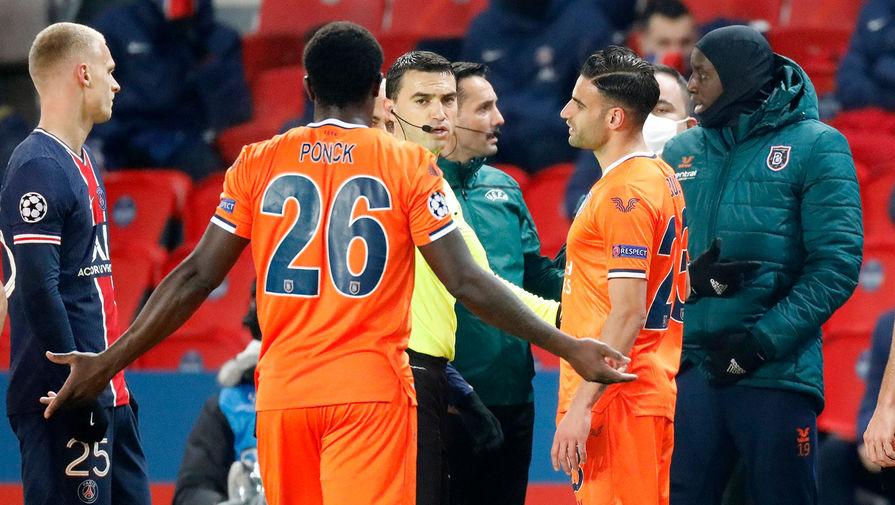 Бывший игрок Локомотива высказался о расистском скандале в матче Лиги чемпионов