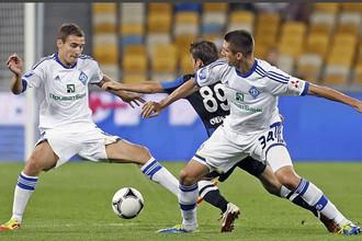 Матч «Черноморец»- «Динамо» будет центральным в туре