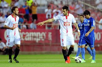 Альваро Негредо направил «Валенсию» в Лигу Европы, а «Реал Сосьедад» — в Лигу чемпионов