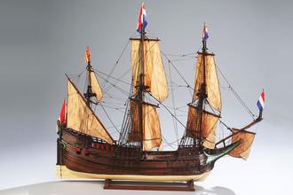 Государственный Исторический музей показывает выставку «Россия и Голландия. Пространство взаимодействия»