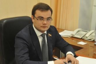Депутат Мособлдумы Кирилл Жигарев