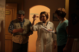 Кадр из сериала «Самара-2»