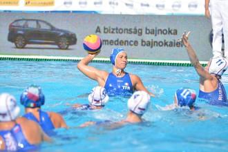 Сборная Италии оказалась сильнее россиянок в матче группового этапа