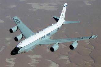 Самолет-разведчик RC-135U