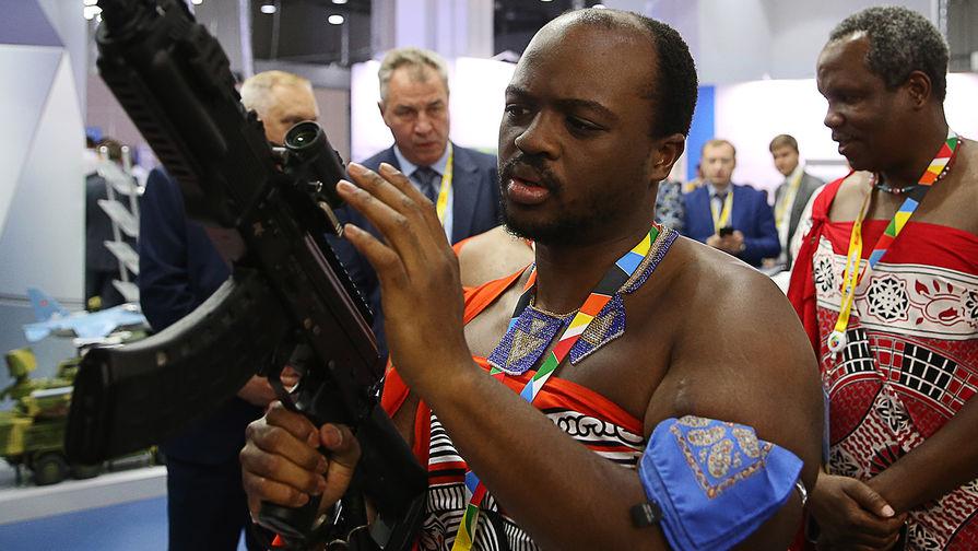 Забытое старое: с кем Россия делит Африку