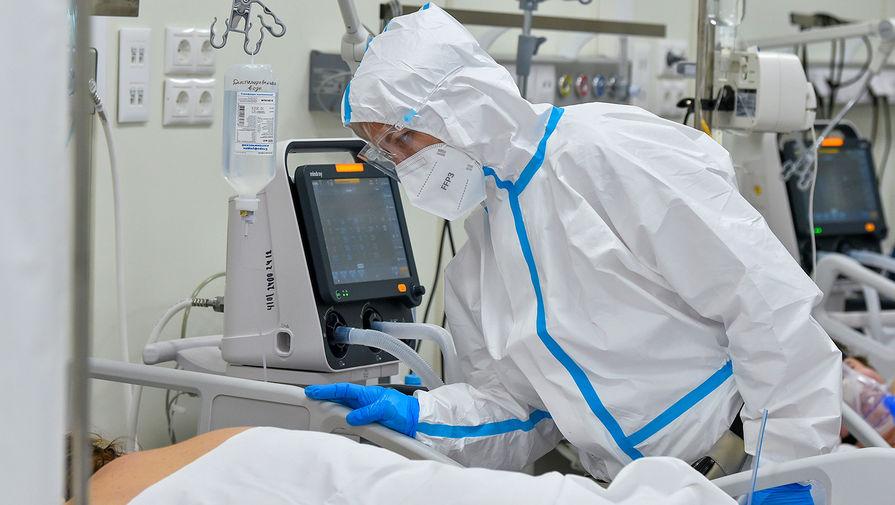 В Москве за сутки подтвердились 5 694 случая коронавируса