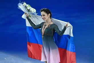 В своей профессиональной карьере Евгения Медведева не выиграла только один старт