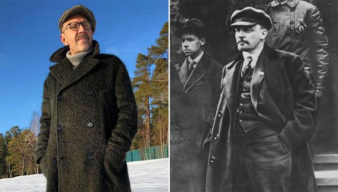 Поиздевался над Лениным: Шнуров написал стихи о революции