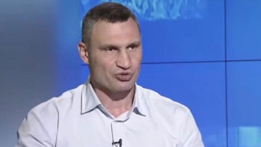 Кличко улетел из Киева, сообщили очевидцы