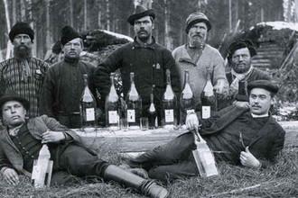 «Воспретить продажу водки»: как Николай II боролся с пьянством