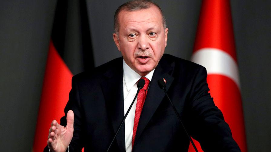 От Москвы не зависит: Эрдоган рассказал про операцию в Сирии