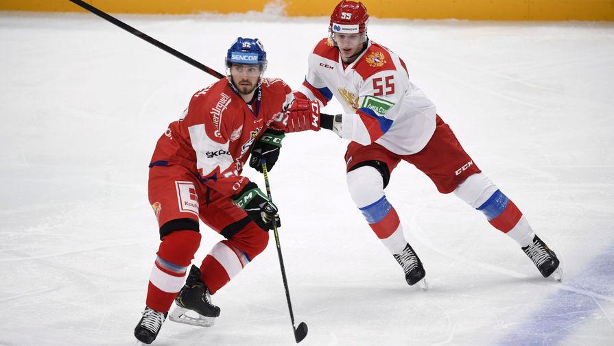 Сборная России обыграла Чехию и выиграла Кубок Карьяла