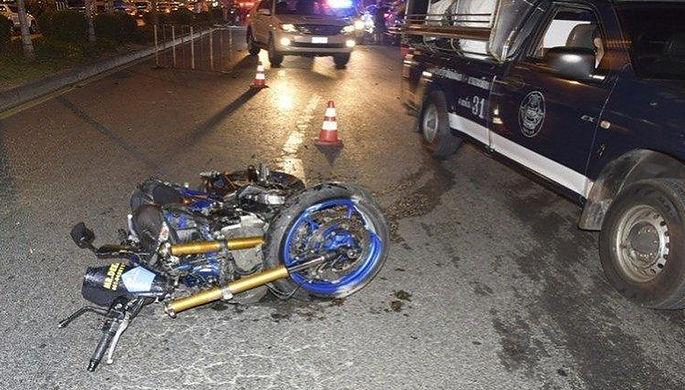 Смертельный удар: девушка и байкер погибли в Таиланде