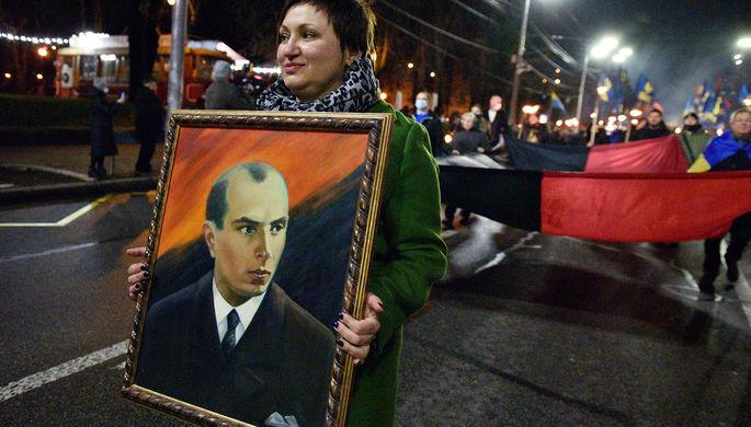 «Смертельная зараза»: Аксенов о марше в честь Бандеры в Киеве