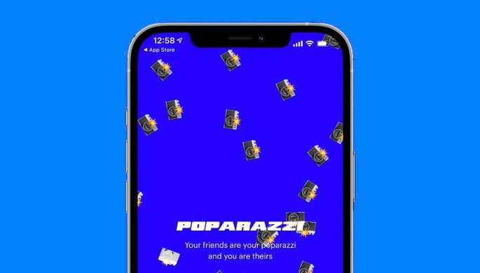 «Анти-селфи»: как приложение Poparazzi открывает «новую эру» для соцсетей