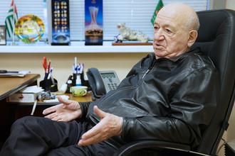 Никита Симонян дал интервью агентству ТАСС накануне своего 90-летия