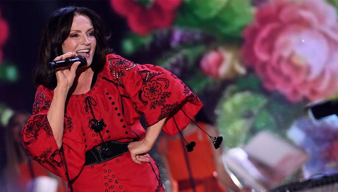 2017 год. София Ротару выступает на международном музыкальном фестивале «ЖАРА» в Баку