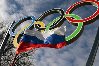 Флаг России не будет под запретом на трибунах во время Олимпиады