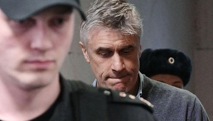 Основатель Baring Vostok Майкл Kалви в Басманном суде, 15 февраля 2019 года