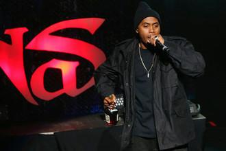Рэпер Nas, 2014 год