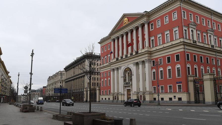 Название должности мэра Москвы не будут менять из-за нового законопроекта
