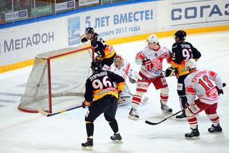 «Алмаз» выбил красно-белых из Кубка Харламова