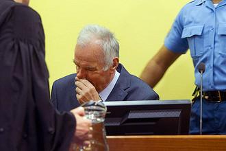 В Гаагском трибунале начался суд над военным лидером боснийских сербов Ратко Младичем