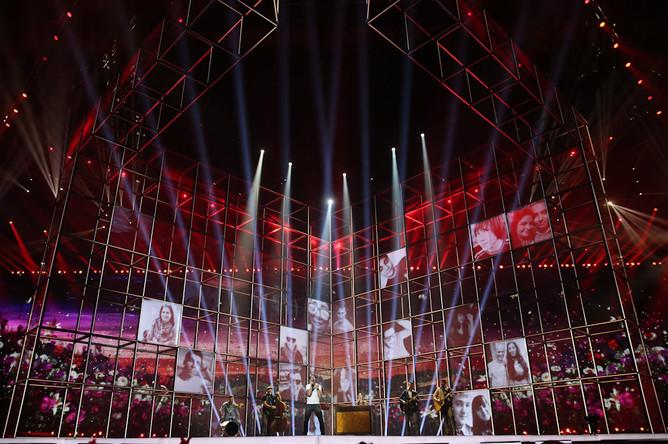 Второй полуфинал международного конкурса песни «Евровидение-2014» в Копенгагене