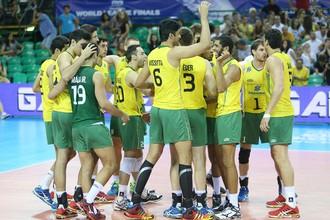 Бразилия обыграла Россию в матче Мировой лиги по волейболу