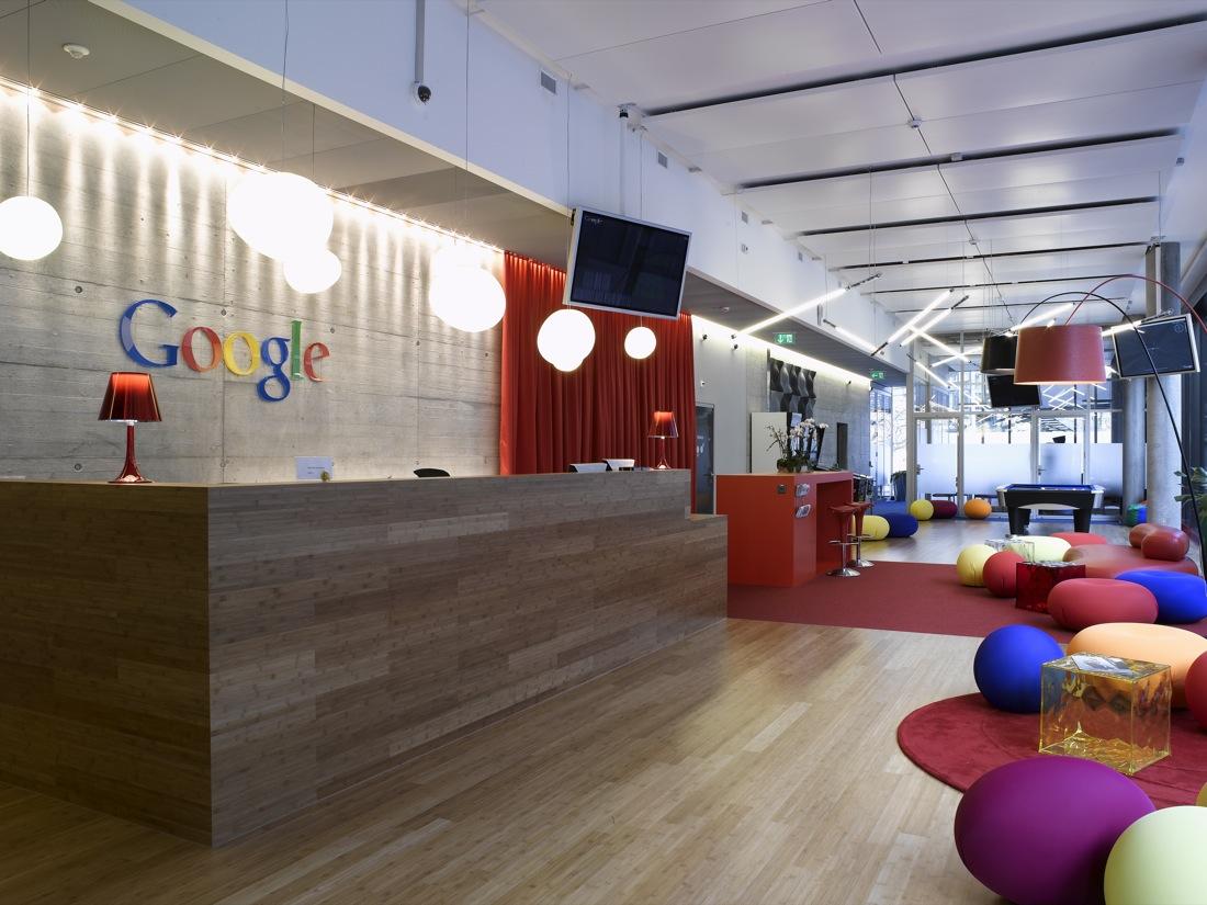 В Google заботятся о комфорте сотрудников