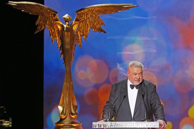 Основатель национальной кинематографической премии «Ника» Юлий Гусман