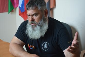 Александр Можаев по прозвищу Бабай